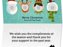 33 The Best Aussie Christmas Card Template PSD File for Aussie Christmas Card Template