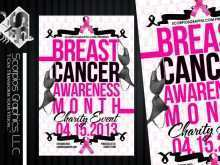 33 The Best Breast Cancer Flyer Template for Ms Word with Breast Cancer Flyer Template