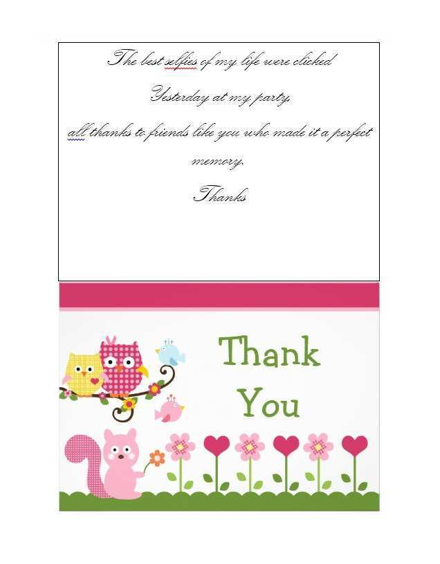 33 Visiting Thank You Card Template Images in Photoshop with Thank You Card Template Images