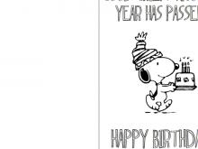 34 Best Birthday Card Template Illustrator Free in Word for Birthday Card Template Illustrator Free