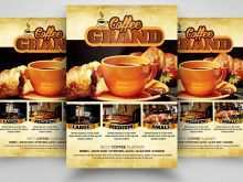 34 Best Cafe Flyer Template Now for Cafe Flyer Template