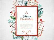 34 Best Christmas Card Templates For Free Download PSD File with Christmas Card Templates For Free Download