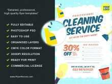 34 Best Cleaning Service Flyer Template Now with Cleaning Service Flyer Template