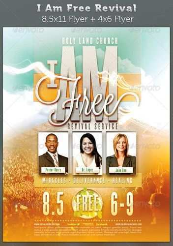 34 Create Church Revival Flyer Template Now with Church Revival Flyer Template