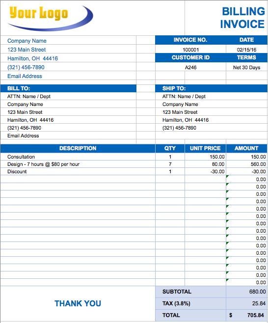 34 Create Company Invoice Format Maker by Company Invoice Format