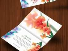 Thank You Card Template Free Psd