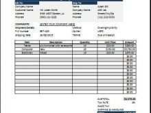34 Creating Basic Company Invoice Template Formating by Basic Company Invoice Template
