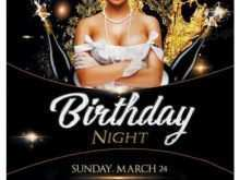 34 Creative Birthday Invitation Flyer Template with Birthday Invitation Flyer Template