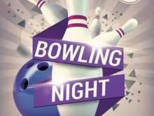 34 Creative Bowling Flyer Template Free in Photoshop with Bowling Flyer Template Free