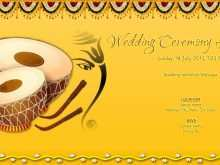 34 Customize Invitation Card Template Hindu in Word by Invitation Card Template Hindu