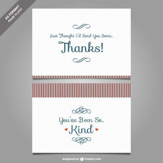 34 Customize Thank You Card Template Images in Word with Thank You Card Template Images