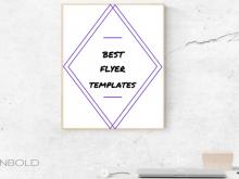 34 Format Best Flyer Design Templates Maker with Best Flyer Design Templates