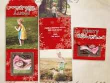 34 Free Bi Fold Christmas Card Template Now by Bi Fold Christmas Card Template