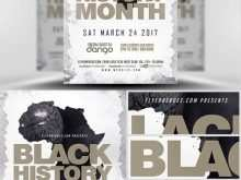 34 Free Black History Month Flyer Template Templates by Black History Month Flyer Template