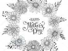 34 Free Happy Mothers Day Card Templates With Stunning Design by Happy Mothers Day Card Templates