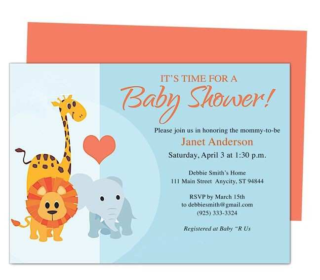 34 Free Printable Baby Shower Flyer Templates Free Now For Baby Shower Flyer Templates Free Cards Design Templates