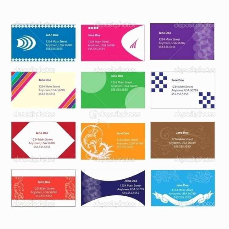 34 Free Printable Business Card Templates Google Docs PSD File by Business Card Templates Google Docs