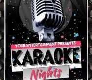 34 How To Create Free Karaoke Flyer Template for Ms Word with Free Karaoke Flyer Template