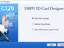 34 Online Id Card Template Design Software for Ms Word with Id Card Template Design Software
