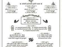 34 Online Invitation Card Format In Gujarati Now with Invitation Card Format In Gujarati