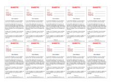 34 Online Printable Wallet Card Template in Word by Printable Wallet Card Template
