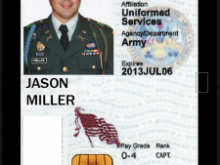 34 Online Us Army Id Card Template in Word for Us Army Id Card Template