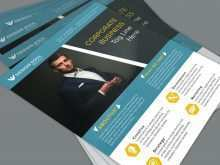 Free Business Flyer Template Psd