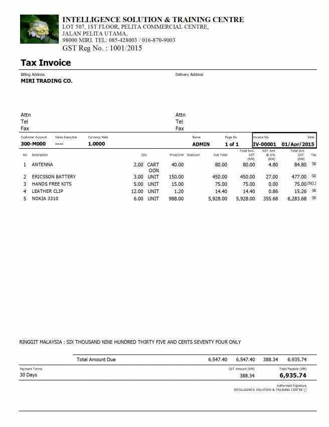 34 Standard Australian Tax Invoice Template No Gst For Ms Word By Australian Tax Invoice Template No Gst Cards Design Templates
