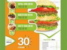 34 The Best Burger Flyer Template Formating with Burger Flyer Template