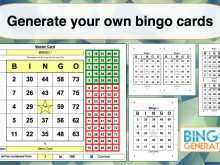 35 Adding Bingo Card Template 5X5 Excel For Free for Bingo Card Template 5X5 Excel