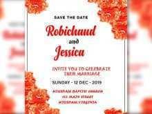 35 Adding Wedding Invitation Card Template Red for Ms Word by Wedding Invitation Card Template Red