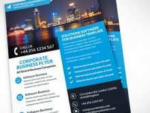 35 Create Business Flyers Templates Free PSD File with Business Flyers Templates Free