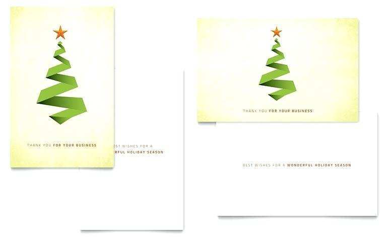 35 Create Christmas Business Card Template For Word With Stunning Design with Christmas Business Card Template For Word