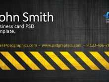 35 Create Construction Business Card Templates Download Free For Free for Construction Business Card Templates Download Free