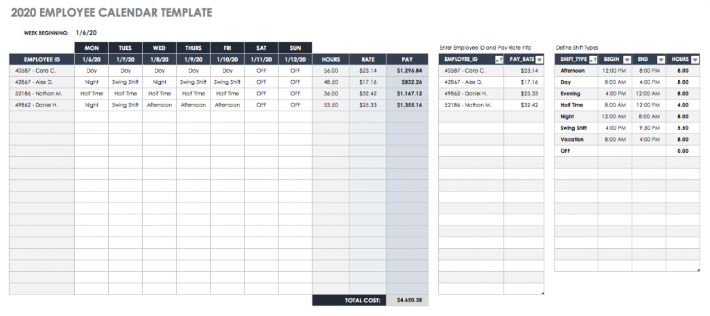 35 Create Yearly Class Schedule Template Maker for Yearly Class Schedule Template