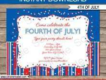 35 Creating 4Th Of July Party Flyer Templates With Stunning Design with 4Th Of July Party Flyer Templates
