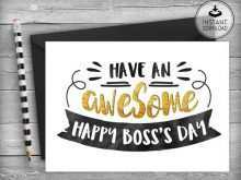 35 Creating Birthday Card Template For A Boss in Word by Birthday Card Template For A Boss