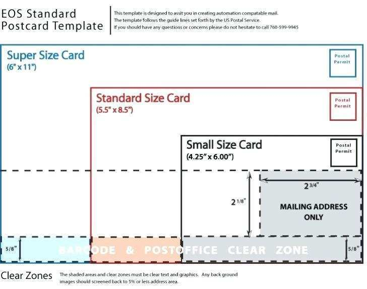 35 Creating Usps Postcard Layout Template PSD File by Usps Postcard Layout Template
