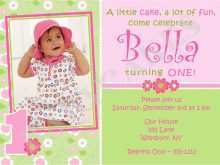 35 Creative Birthday Invitation Card Template For Girl Download for Birthday Invitation Card Template For Girl