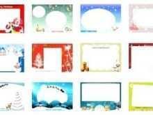 35 Creative Christmas Card Template Insert Photo by Christmas Card Template Insert Photo