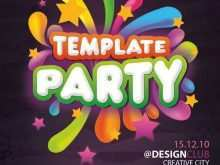 35 Customize Our Free Birthday Party Invitation Flyer Template Templates with Birthday Party Invitation Flyer Template