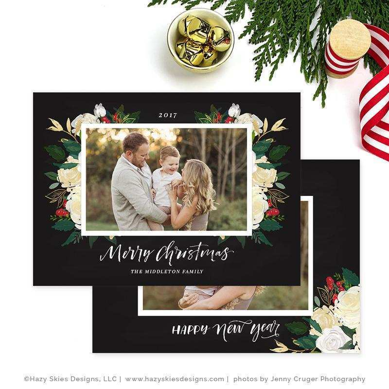 35 Customize Our Free Christmas Card Template Photographer Layouts for Christmas Card Template Photographer