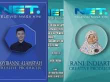 Download Template Id Card Karyawan