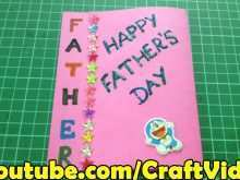 35 Customize Our Free Fathers Day Card Templates India Now by Fathers Day Card Templates India