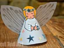 35 Format Christmas Card Angel Template in Word with Christmas Card Angel Template