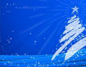 35 Format Christmas Card Template Blue PSD File with Christmas Card Template Blue