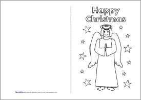 35 Format Christmas Card Templates Sparklebox With Stunning Design for Christmas Card Templates Sparklebox