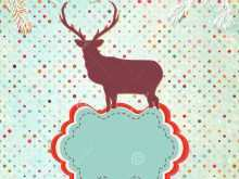 Free Xmas Invitation Card Templates