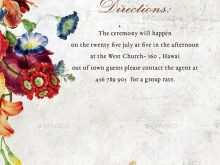 Wedding Card Templates Psd