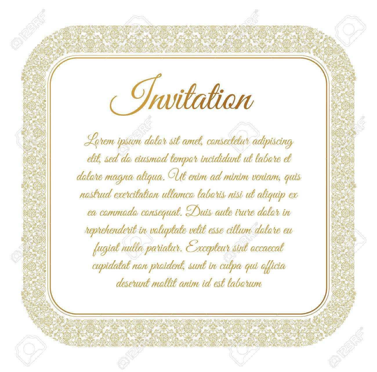 35 Free Printable Eid Invitation Card Templates Download with Eid Invitation Card Templates